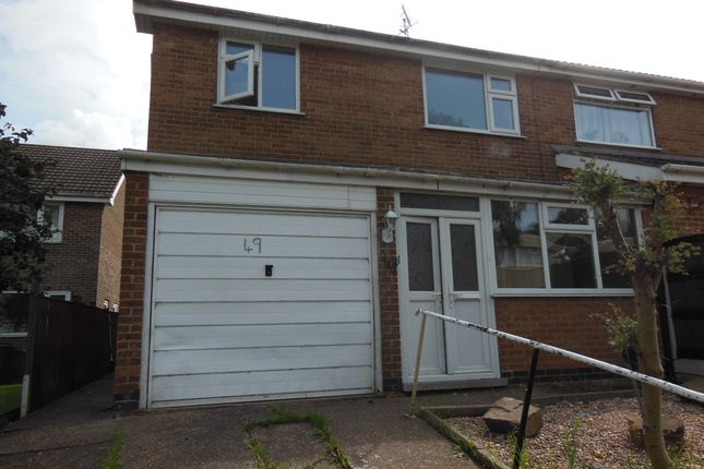 Thumbnail Shared accommodation to rent in Washington Drive, Stapleford, Nottingham