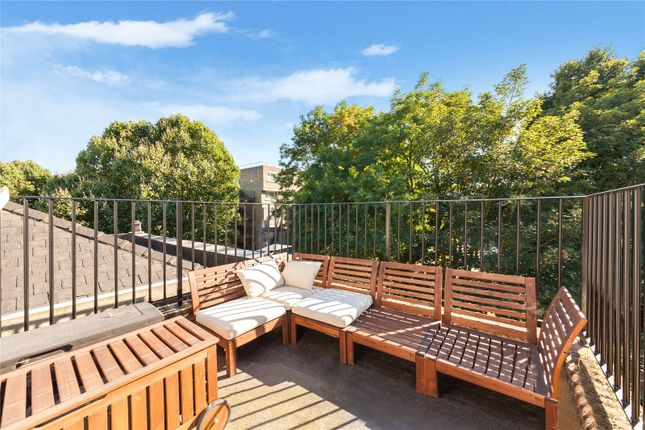 Roof Terrace of Shirland Road, London W9