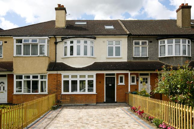 Thumbnail Terraced house to rent in Cambridge Road, Teddington