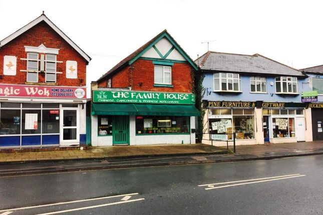 Thumbnail Restaurant/cafe for sale in Southampton SO40, UK