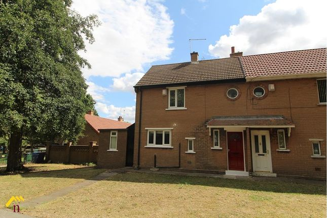 Thumbnail Semi-detached house to rent in Wellingtonia Drive, Campsall, Doncaster