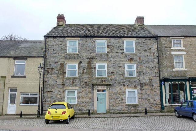 Thumbnail Commercial property for sale in Block Of 6 Flats, Market Place, St Johns Chapel, County Durham