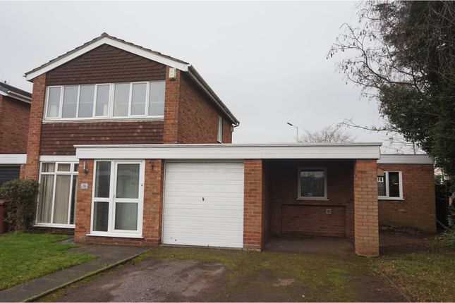 Thumbnail Detached house for sale in Park Hall Close, Rugeley