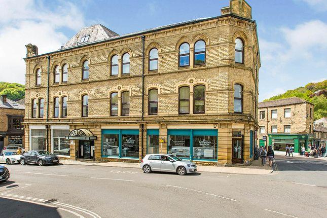 1 bed flat for sale in Carlton Chambers, Albert Street, Hebden Bridge, West Yorkshire HX7