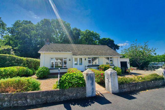 Thumbnail Detached bungalow for sale in Chilpark, Fremington, Barnstaple