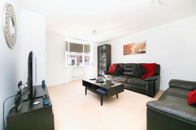 Lounge of Crossley Avenue, Highfield, Wigan WN3
