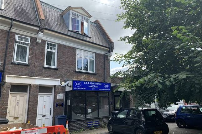 Thumbnail Commercial property for sale in 12, 14 & 14A Furlong Road, Bourne End