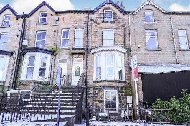 Thumbnail Terraced house for sale in Strawberry Dale Avenue, Harrogate