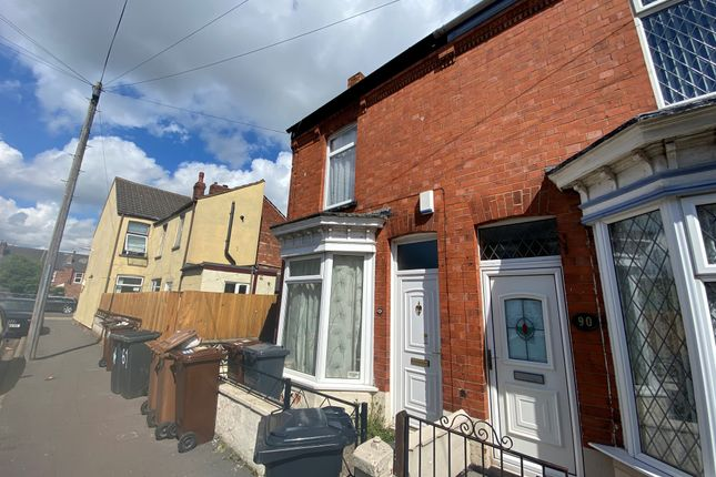 2 bed end terrace house for sale in Kirkby Street, Lincoln LN5