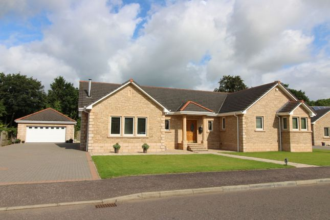Thumbnail Detached bungalow for sale in Milnathort, Kinross