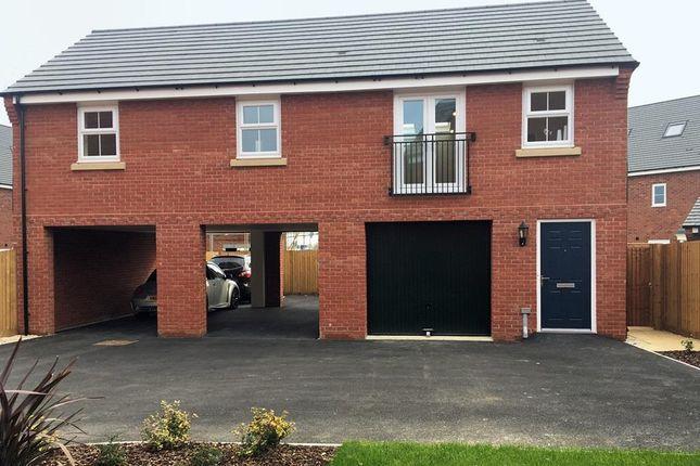 "Detached house for sale in ""Stevenson"" at Warkton Lane, Barton Seagrave, Kettering"