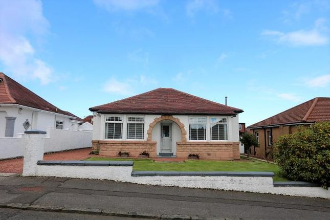 Thumbnail Bungalow to rent in Edzell Drive, Newton Mearns, Glasgow