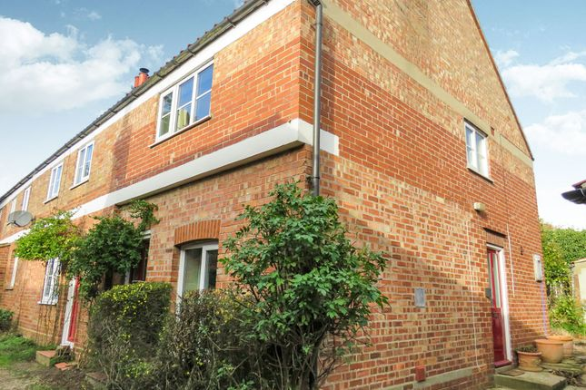 Thumbnail End terrace house for sale in The Street, Long Stratton, Norwich