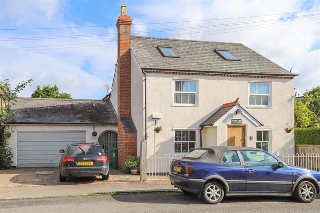 Thumbnail Detached house for sale in Baker Street, Waddesdon, Aylesbury