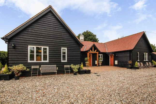 Thumbnail Detached house for sale in Spains Hall Road, Finchingfield, Braintree