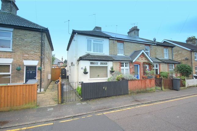 Thumbnail End terrace house for sale in North Road, Boscombe, Bournemouth