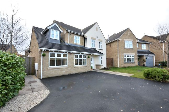 Thumbnail Detached house for sale in Millbrook Close, Oswaldtwistle, Accrington