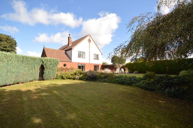 Thumbnail Detached house for sale in Ashwicken, Kings Lynn, Norfolk