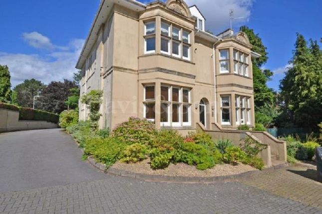 Thumbnail Maisonette for sale in The Beeches, Stow Park Circle, Newport, Gwent.