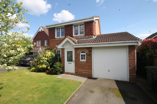 3 bed detached house for sale in Narrowboat Close, Longford, Coventry