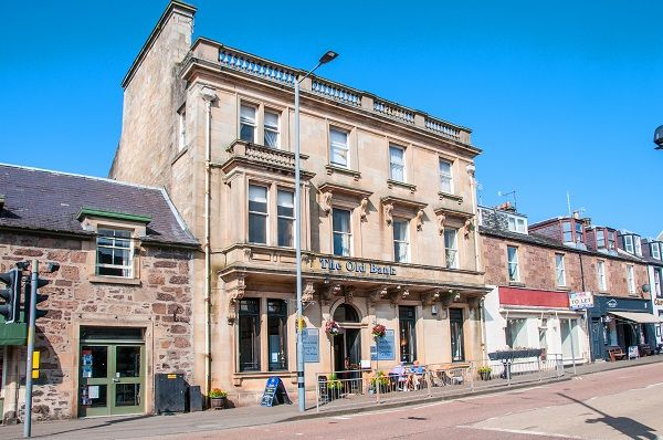 Thumbnail Restaurant/cafe for sale in Main Street, Callander