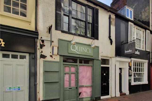 Thumbnail Retail premises to let in Nile Street, Brighton, East Sussex