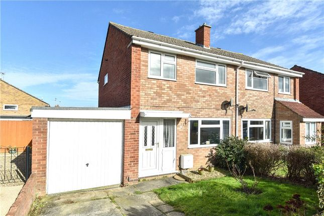 Thumbnail Semi-detached house to rent in Herne Rise, Ilminster, Somerset