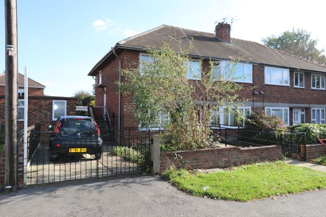 Thumbnail Flat for sale in Merrill Road, Thurnscoe, Rotherham