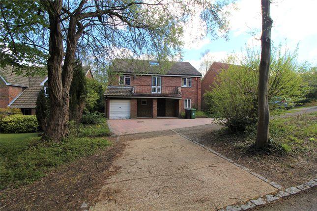 6 bed detached house for sale in Woodlands, Walderslade, Chatham ME5