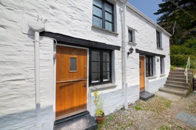 Thumbnail Semi-detached house for sale in The Warren, Polperro, Looe