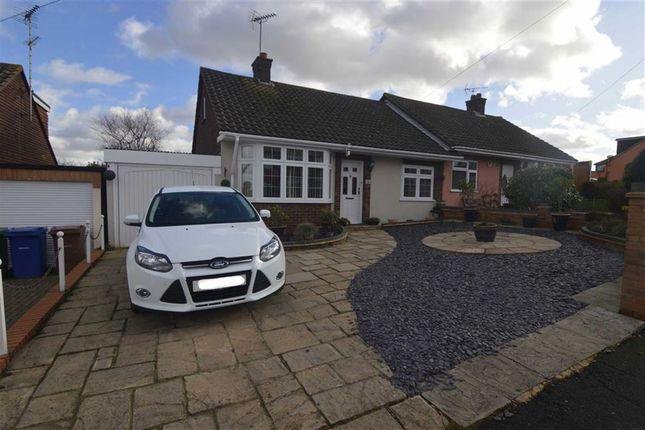 Thumbnail Semi-detached bungalow for sale in Langdon Way, Corringham, Essex