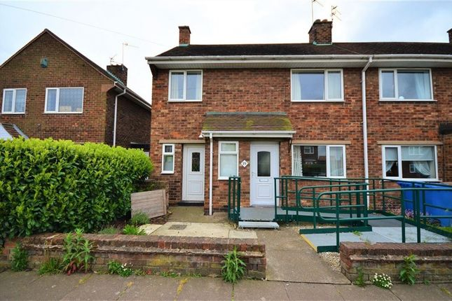 Thumbnail Terraced house to rent in Murham Avenue, Goole