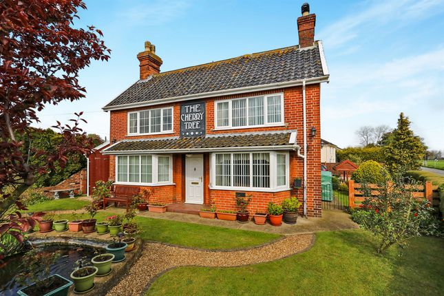 Detached house for sale in The Green, North Lopham, Diss