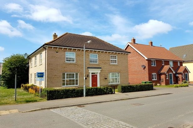 Thumbnail Property to rent in Deas Road, South Wootton, King's Lynn