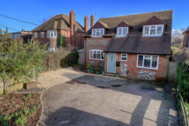 Thumbnail Detached house for sale in Radnage Common Road, Radnage, High Wycombe, Buckinghamshire