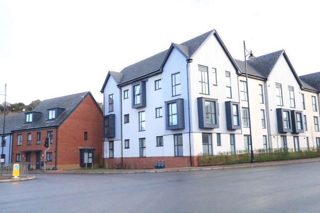 Thumbnail Flat for sale in Heol Finch, Barry