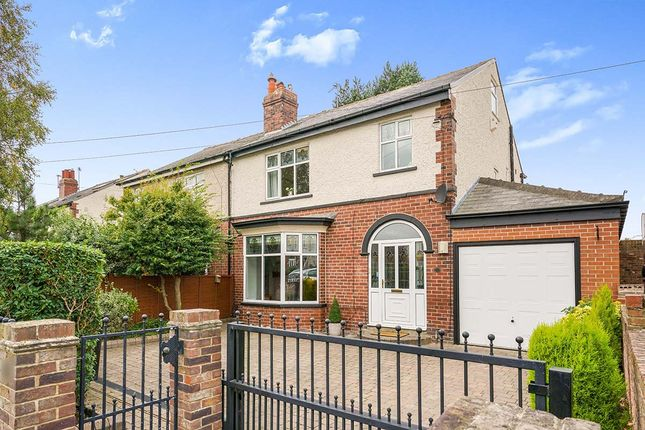 4 bed semi-detached house for sale in The Drive, Crossgates, Leeds, West Yorkshire LS15