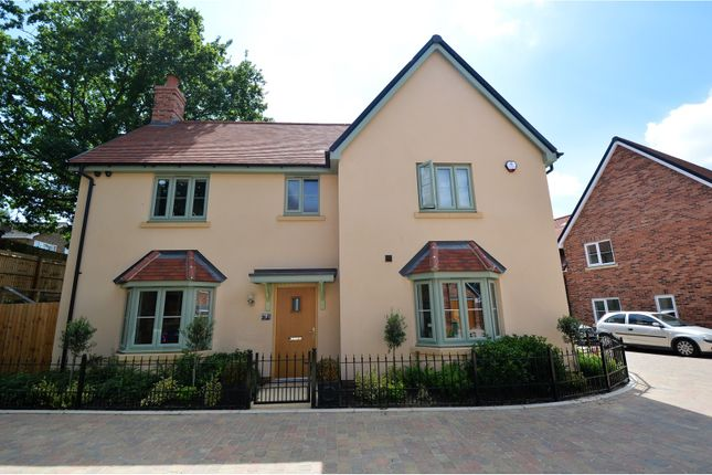 Thumbnail Detached house for sale in Jasmine Close, Brentwood