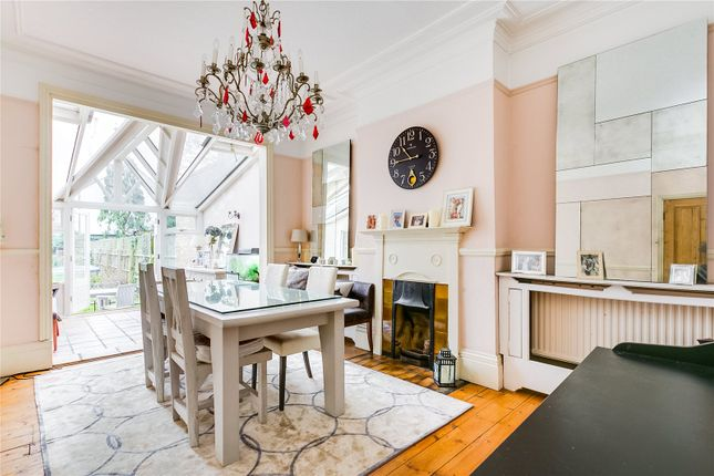 Dining Room of Glebe Road, London SW13