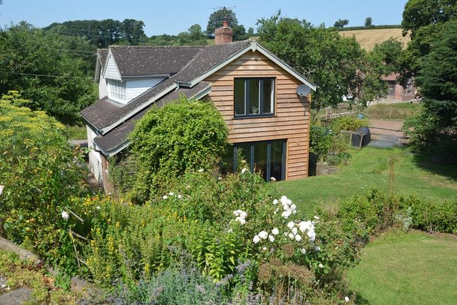 Thumbnail Detached house for sale in Totnor Hill Cottage, Brockhampton, Hereford.