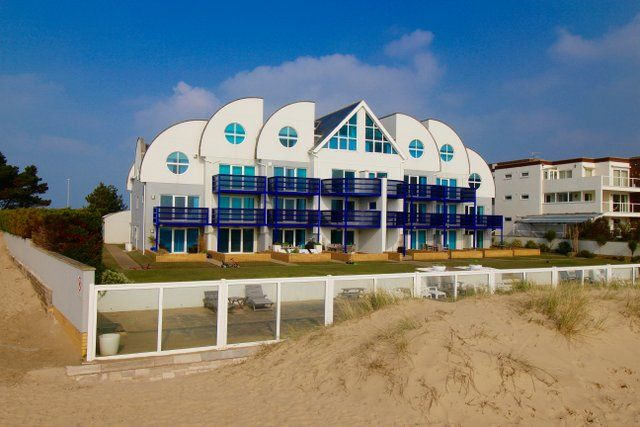 Thumbnail Town house for sale in Banks Road, Sandbanks, Poole, Dorset