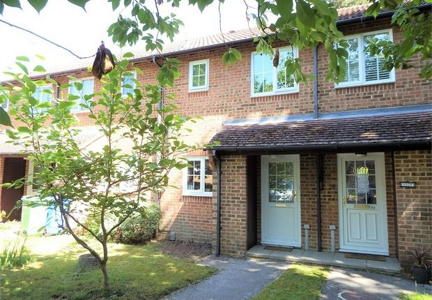 Thumbnail Terraced house for sale in Marlborough View, Farnborough, Hampshire