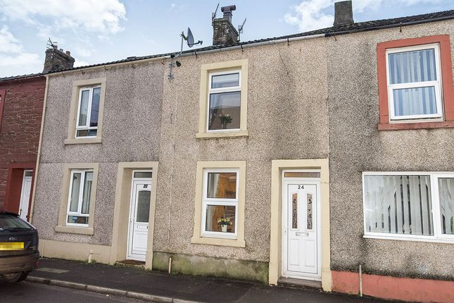Thumbnail Terraced house for sale in Dalzell Street, Moor Row