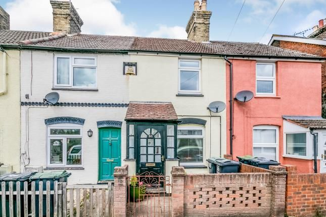 Thumbnail Terraced house for sale in New Road, Ditton, Aylesford, Maidstone