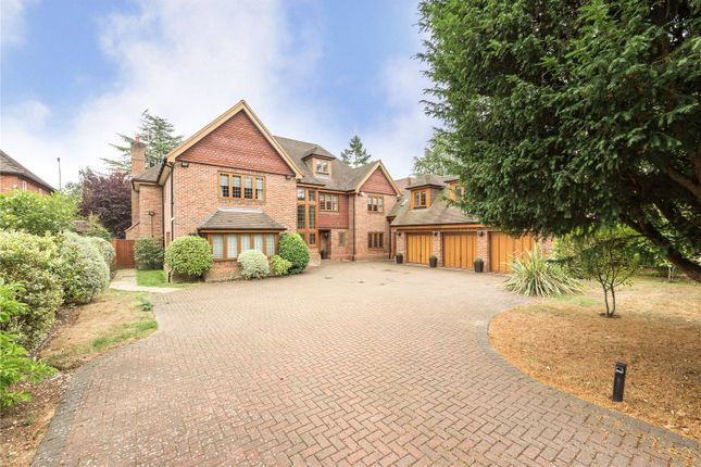 Thumbnail Detached house for sale in Windsor Road, Gerrards Cross, Buckinghamshire