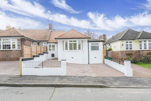 Thumbnail Semi-detached bungalow for sale in Newlands Road, Woodford Green