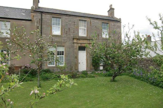 Thumbnail Semi-detached house for sale in 2 Bridgend, Thurso, Caithness