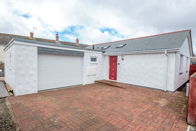 Thumbnail Detached bungalow for sale in Rashleigh Place, St. Austell