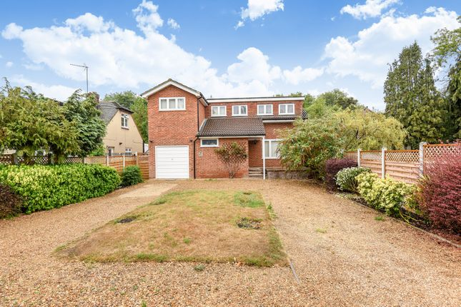 Thumbnail Detached house to rent in Bell Weir Close, Staines