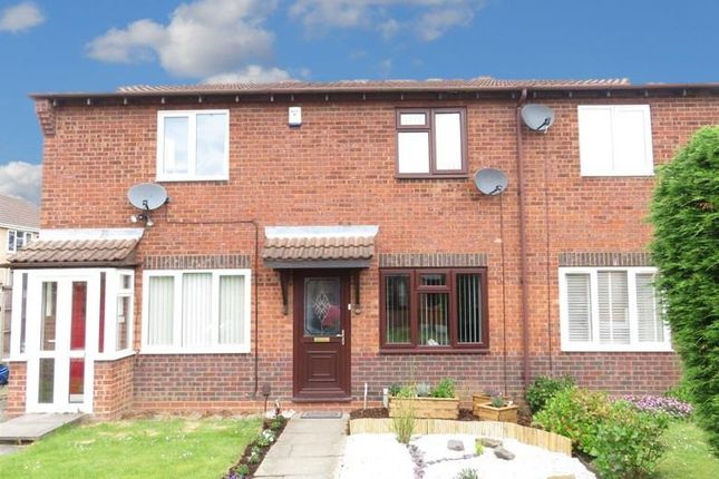 Thumbnail Terraced house for sale in Solent Close, Pendeford, Wolverhampton